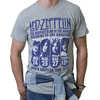 Led Zeppelin Mens T-Shirt