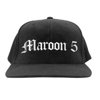 Maroon 5 Flex Fit Cap