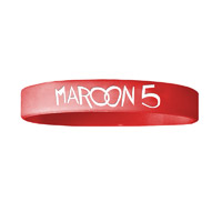 Maroon 5 Wristband
