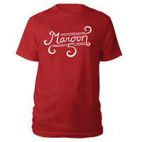 Maroon 5 Logo Tee
