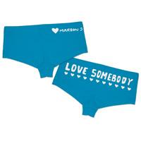 Maroon 5 Love Somebody Hot Shorts