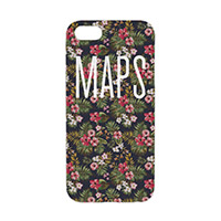Maroon 5 'Maps' iPhone Case*