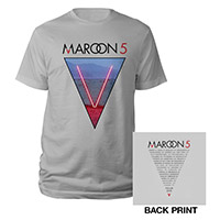 Maroon 5 V Tee