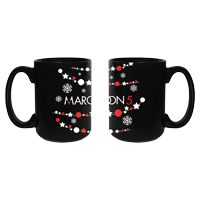 Maroon 5 Holiday Mug