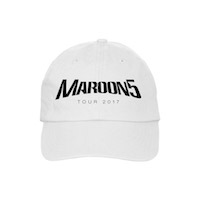 Maroon 5 2017 Tour Hat