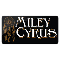 Miley Cyrus Dream Catcher Sticker