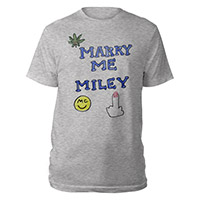 Marry Me Miley Tee