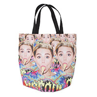 Allover Ice Cream Tote Bag