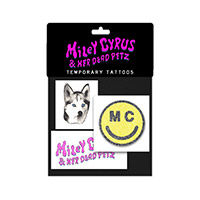 MC Temporary Tattoo's