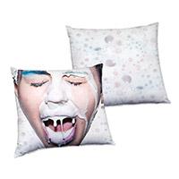 Milk Splash Pillow