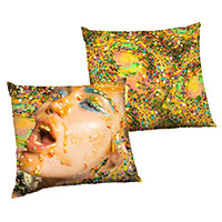 Honey Sprinkles Pillow