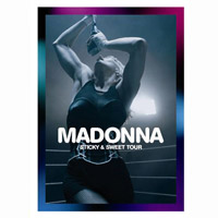Official Sticky & Sweet Tour Program