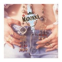 Official Like A Prayer Album Cover Lithograph. Limited Collector's Edition 1/1000