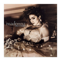Official Like A Virgin Album Cover Lithograph. Limited Collector's Edition 1/1000