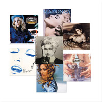 Madonna Lithograph Collector's Set