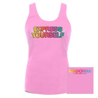 Madonna Ladies Express Pink Vest