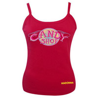 Madonna Red Candy Shop Babydoll