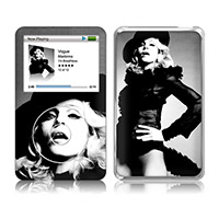 Madonna Vogue iPod Classic Skin