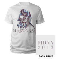 MDNA Tour Graphic Tee**
