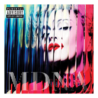 Madonna MDNA [2CD deluxe ed.-explicit]