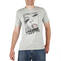 Madonna Hard Candy Mens Tee