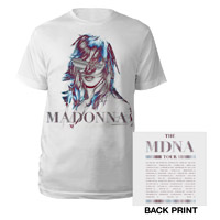 MDNA Sunglasses/Tour Tee