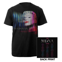 MDNA Album/Tour Tee