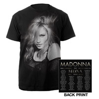 MDNA Photo/Tour Tee