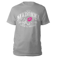 MDNA Collegiate Tee