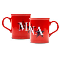 MDNA Logo Mug