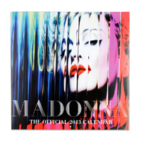 Madonna 2013 Calendar