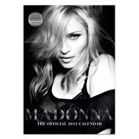 Madonna 2013 European Calendar