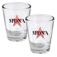 Madonna MDNA Shot Glass