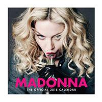 Madonna 2015 Calendar