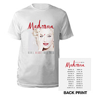Rebel Heart Photo/Tour Tee