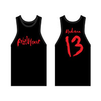 RebelHeart Mesh Tank top