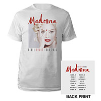 Rebel Heart Photo/European Tour Tee