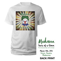 Tears of a Clown Tee