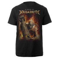Arsenal Of Megadeth T-Shirt