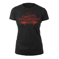Property Of Megadeth Babydoll