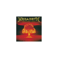 "Megadeth ""Greatest Hits"" CD"