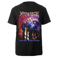 New - Super Collider Megadeth Tee