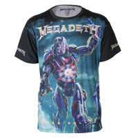 Megadeth Active Wear Tee
