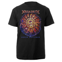 Megadeth Super Collider Tee