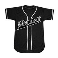 Megadeth Baseball Jersey