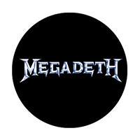 Megadeth Button