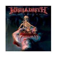Megadeth Album Cover Sticker
