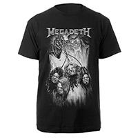 Megadeth Voodo Tee
