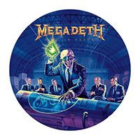 Rust In Peace Picture Disc Vinyl