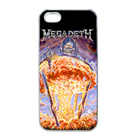 NEW - Megadeth iPhone 5/5S Case